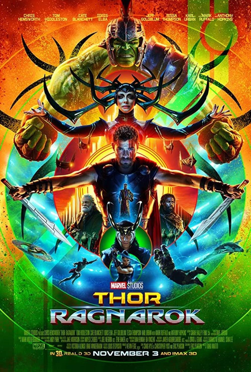 En iyi Marvel filmleri - 62