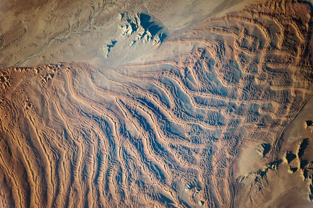 NASA'nın Van Gölü fotoğrafı finalde - 22