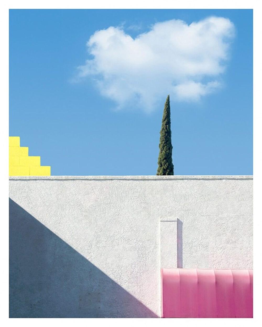 İlin Minimalist Fotosu - George Byrne