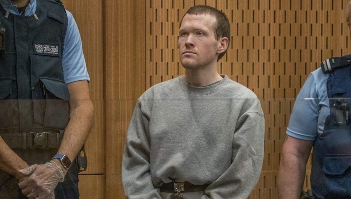 Yeni Zelanda'da camilere saldıran teröristin duruşması başladı