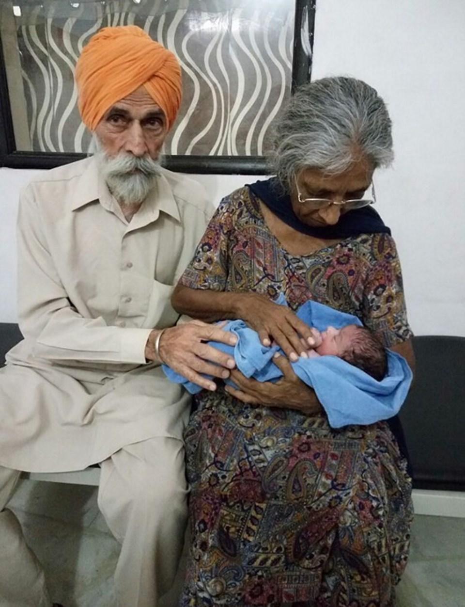 Çocuğa Arman Singh adı verildi.