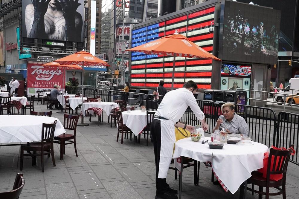 ABD'de vaka rekoru: New York'ta yeni kısıtlamalar - 4