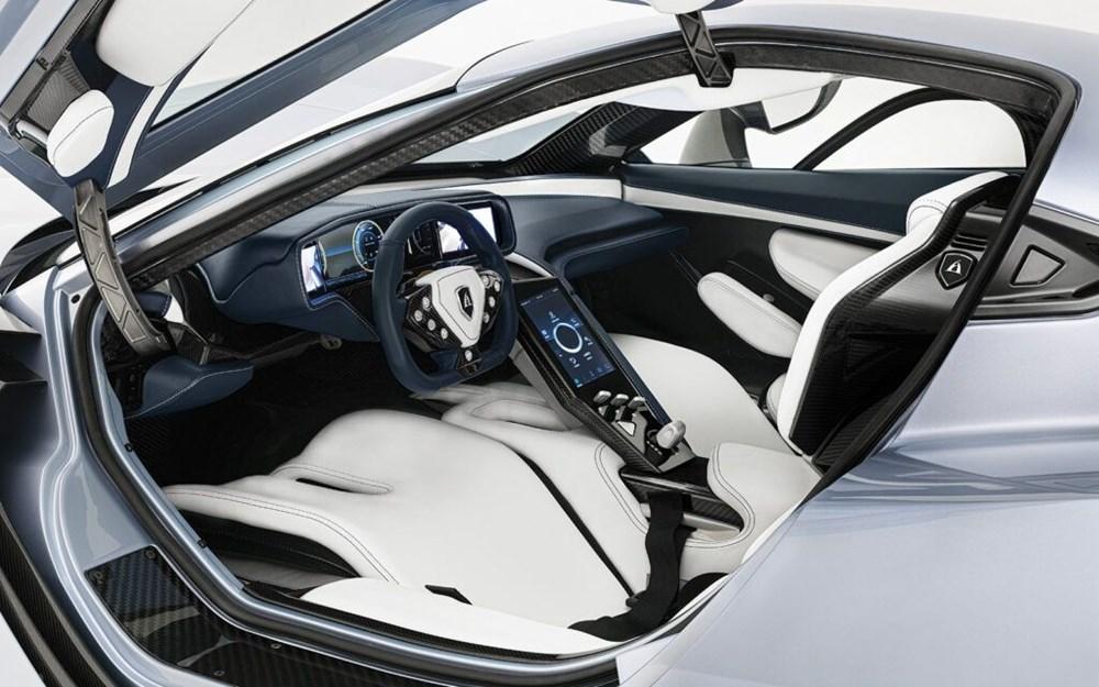 Dünyanın en pahalı elektrikli otomobili ilk teslimata hazır - 5