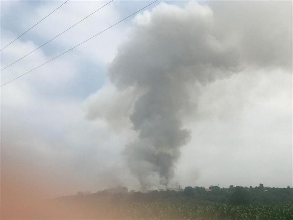 Sakarya'da havai fişek fabrikasındaki patlamadan fotoğraflar - 16
