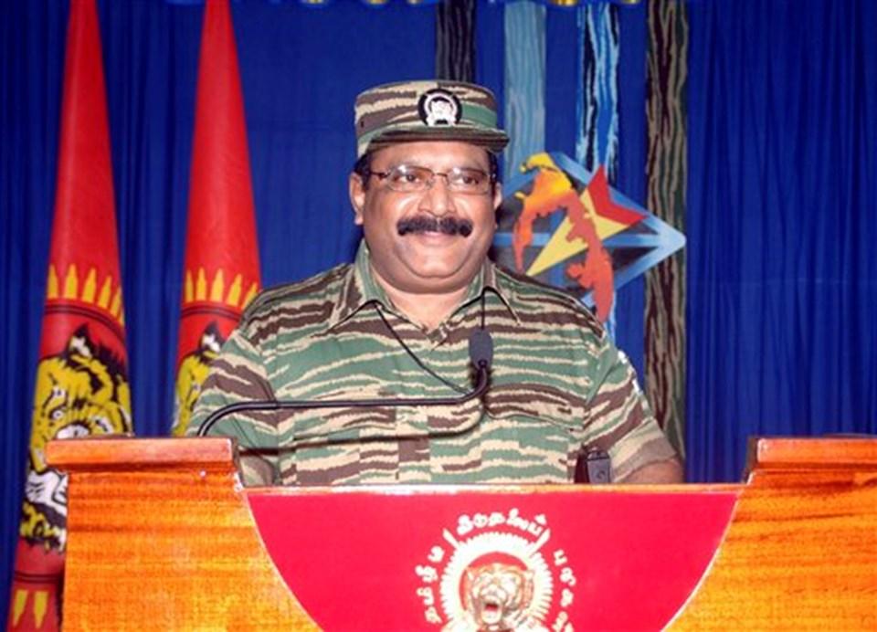 Tamil Kaplanları'nın öldürülen lideri Velupillai Prabhakaran