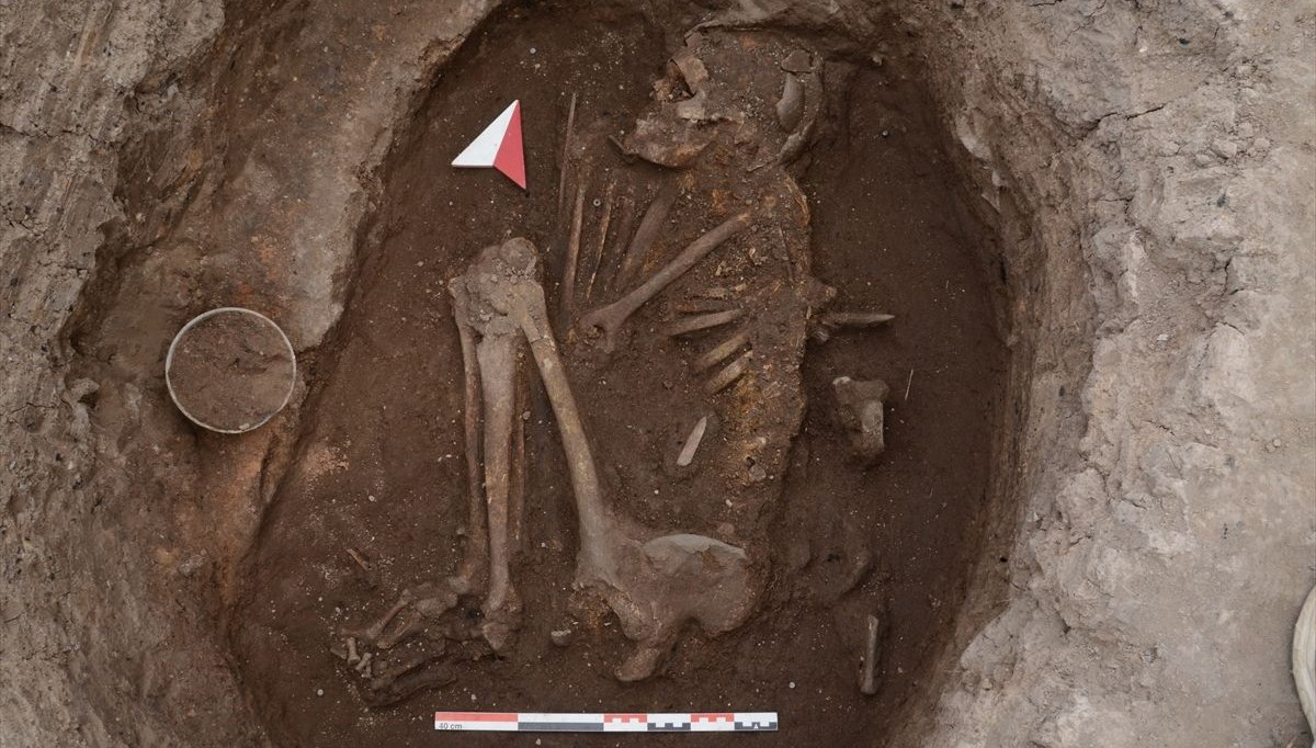 DNA analizleri, Anadolu'da 10 bin yıl önceki toplulukların geleneklerine ışık tuttu