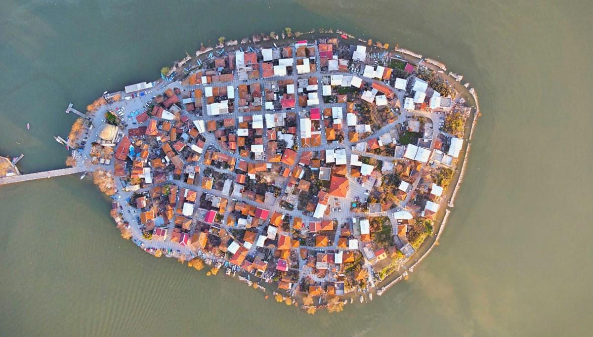 Avrupa'nın en güzel 30 kasabasından biri seçildi! Türkiye'nin Venedik'i: Gölyazı