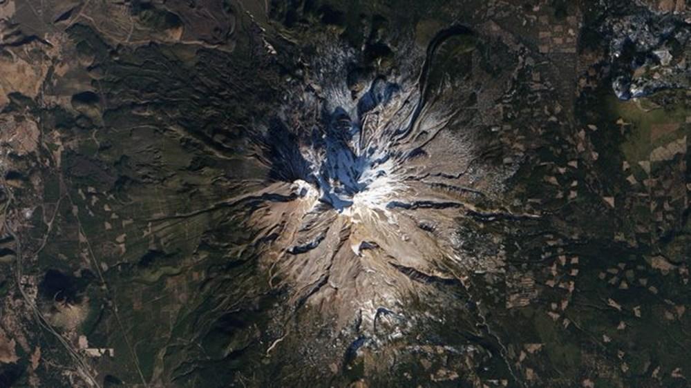 NASA Trump'ın 'büyük felaket' ilan ettiği yangınların uydu görüntülerini yayınladı - 11