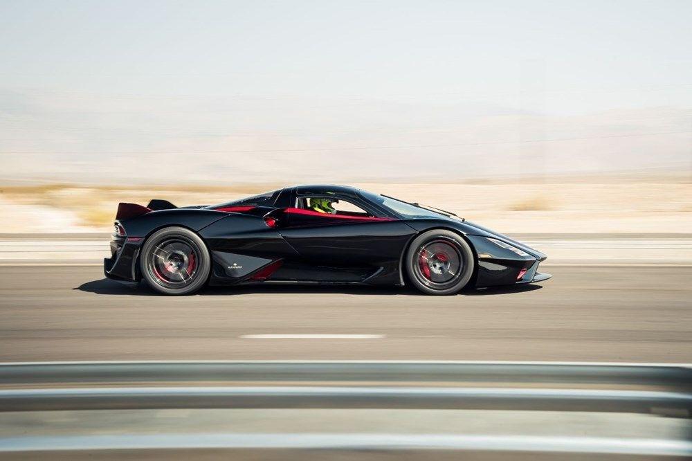 SSC Tuatara, 'Dünyanın en hızlı otomobili' olduğunu kanıtladı - 13