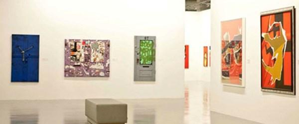 Burhan Doğançay'ın başyapıtı 500 bin liradan satışa çıkıyor