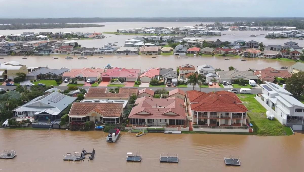 Flood of the century in Australia: 18,000 evacuated