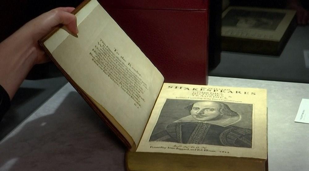 William Shakespeare'in kitabına 10 milyon dolar - 2