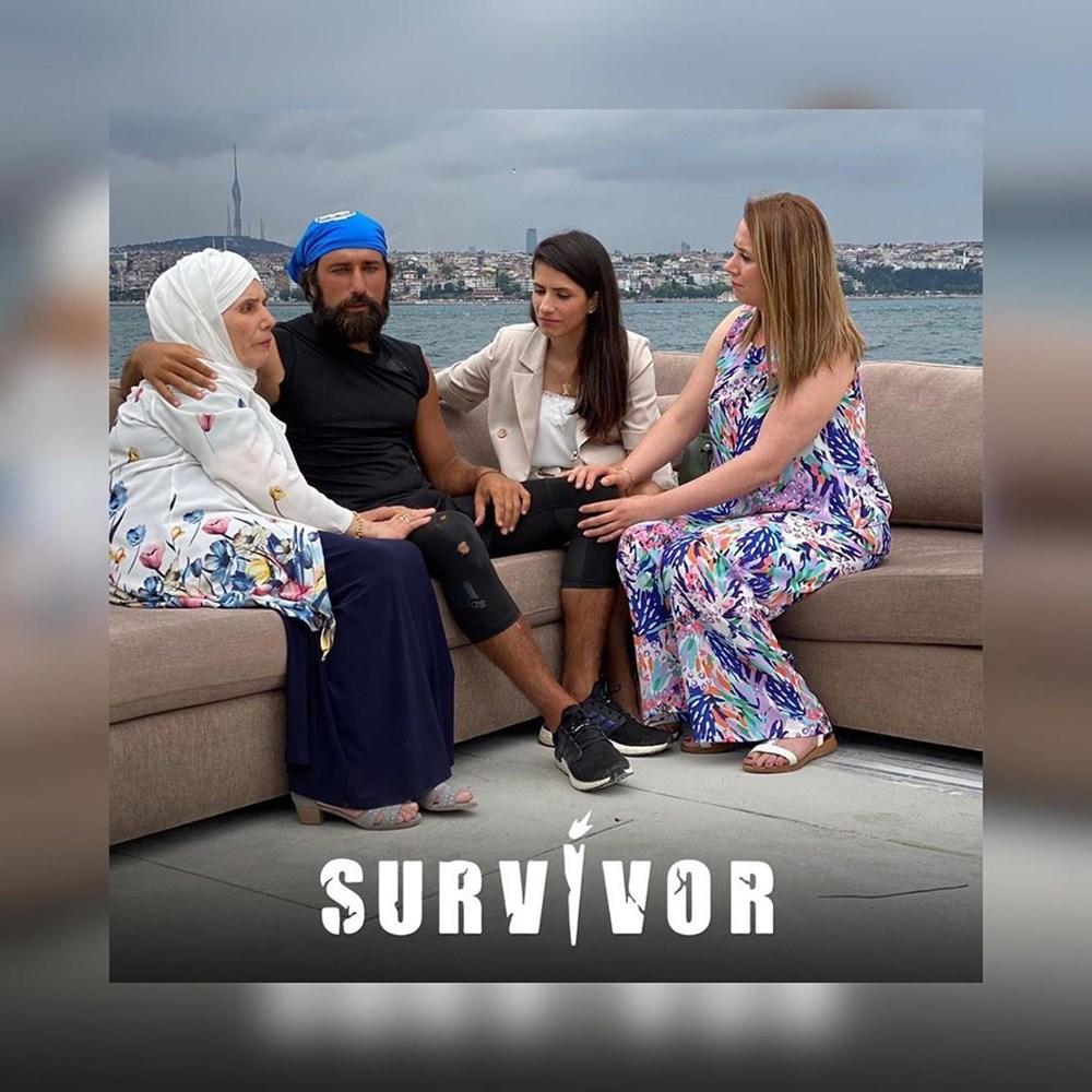 Survivor 2020'de finale kim kaldı? (Galataport'ta Survivor şampiyonluk heyecanı) - 6