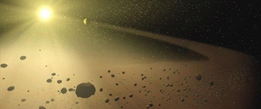 NASA açıkladı: Uzay aracı Bennu'ya indi - 6