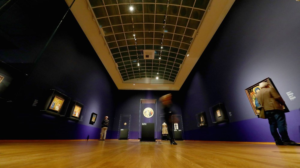 Hollanda'da adak için müzeye bağışlanan tablo mahkemelik oldu - 4