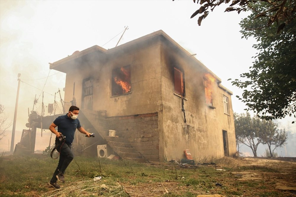 Antalya Manavgat'ta felaketin boyutu gün ağarınca ortaya çıktı - 7