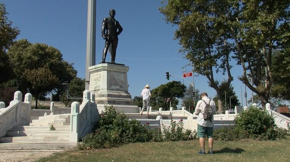 Türkiye'nin ilk Atatürk Anıtı'na restorasyon - 2