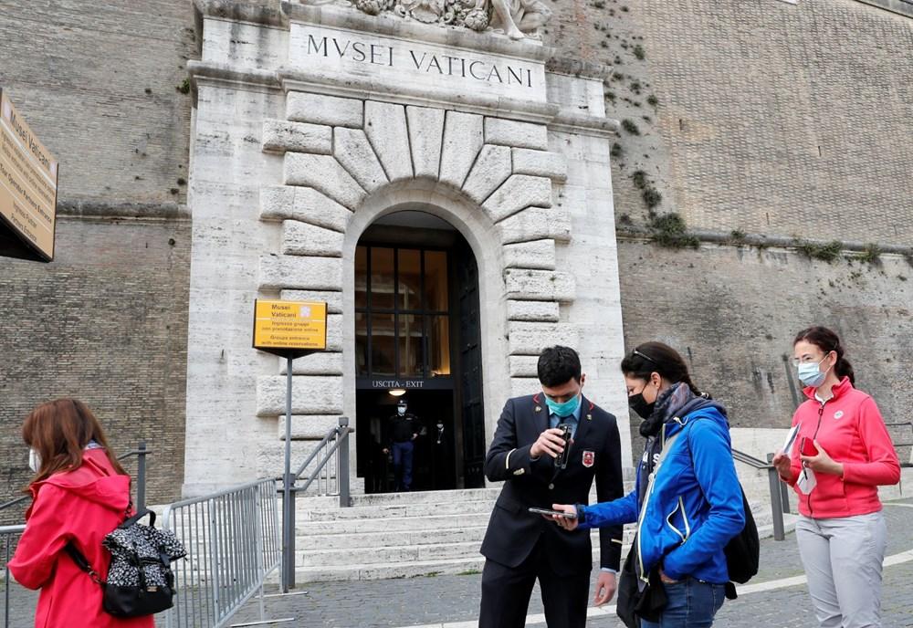 Vatikan Müzesi yeniden ziyarete açıldı - 3