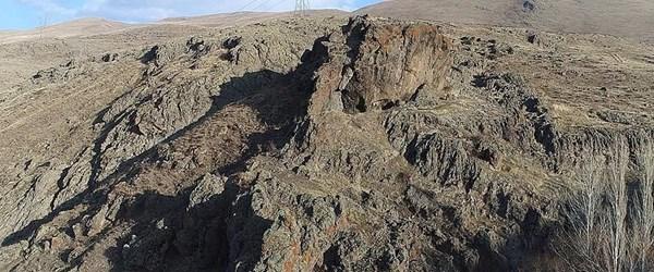 Erzurum'da antik yerleşim alanı bulundu