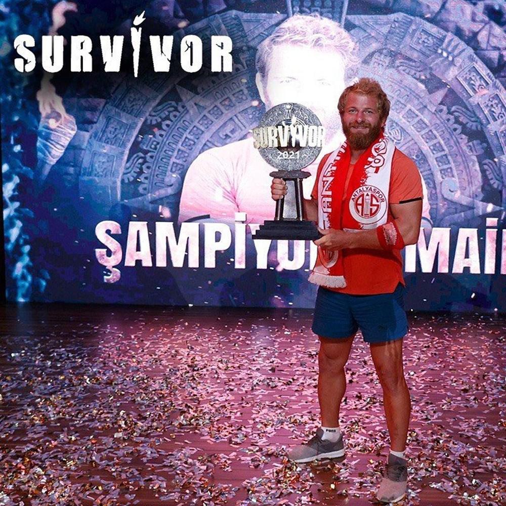Survivor 2021 şampiyonu ve başpehlivan İsmail Balaban'dan Kırkpınar kararı - 3