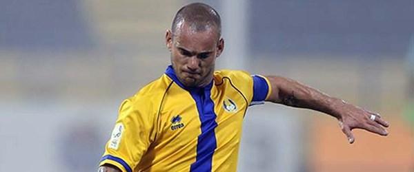 Sneijder'dan milli takım açıklaması
