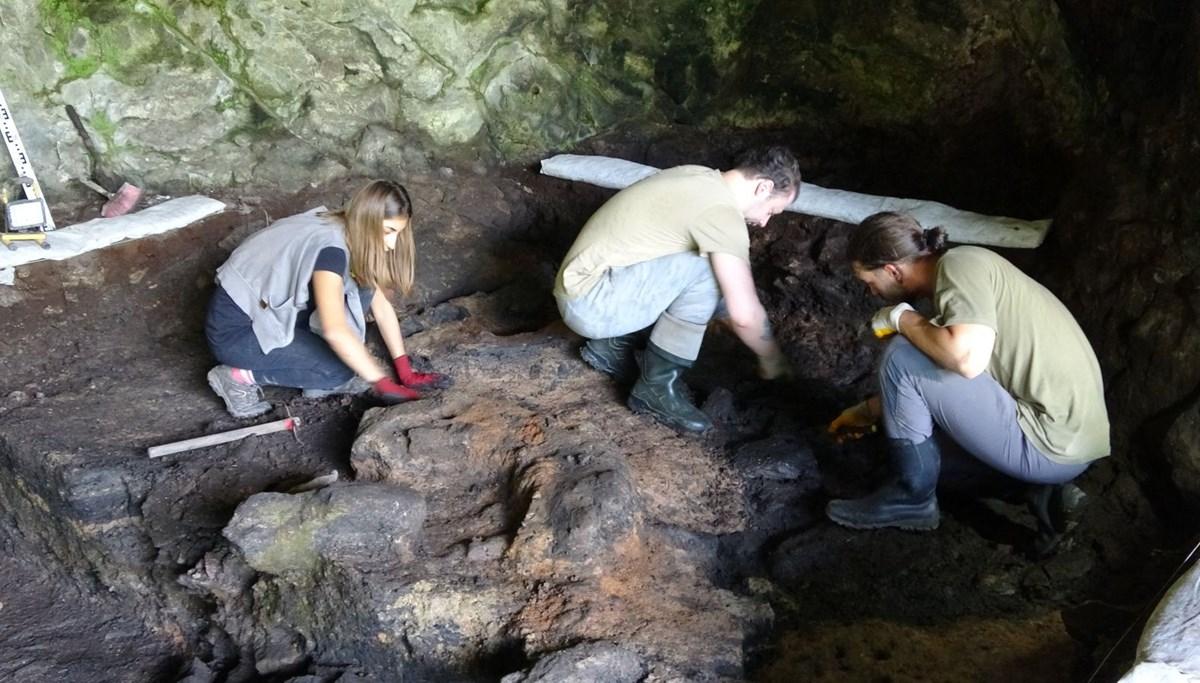 İnönü Mağarası'nda 6 bin 500 yıllık bulgular