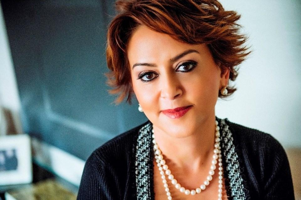 Emine Kamışlı (50), yaklaşık 210 milyon TL'lik hisse satışı gerçekleştirdi.