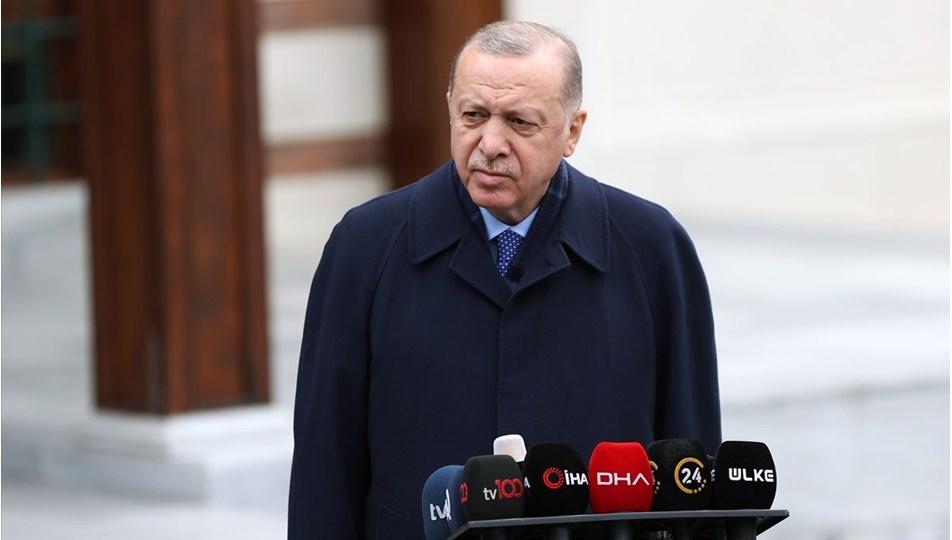 Cumhurbaşkanı Erdoğan'dan 'aşılama ne zaman bitecek' sorusuna yanıt