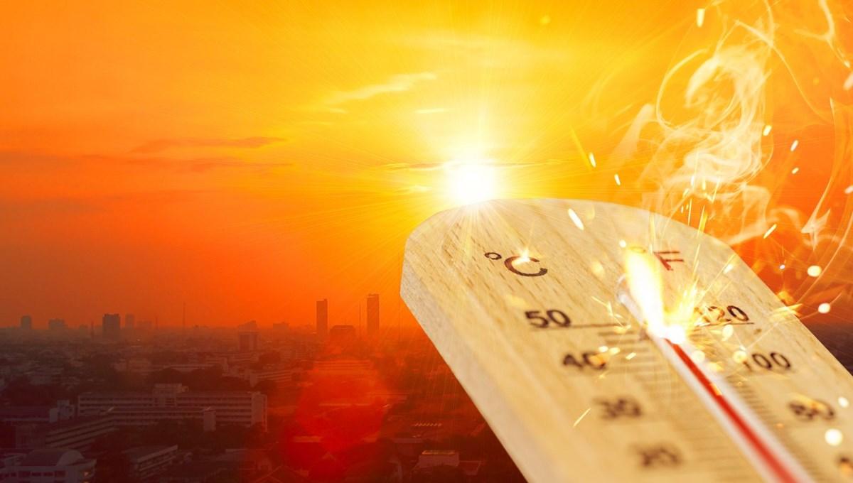 2021 yazı ABD'de kaydedilen en sıcak yaz oldu