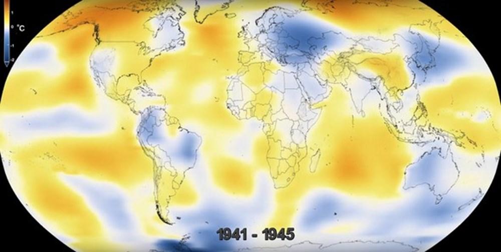 Dünya 'ölümcül' zirveye yaklaşıyor (Bilim insanları tarih verdi) - 70