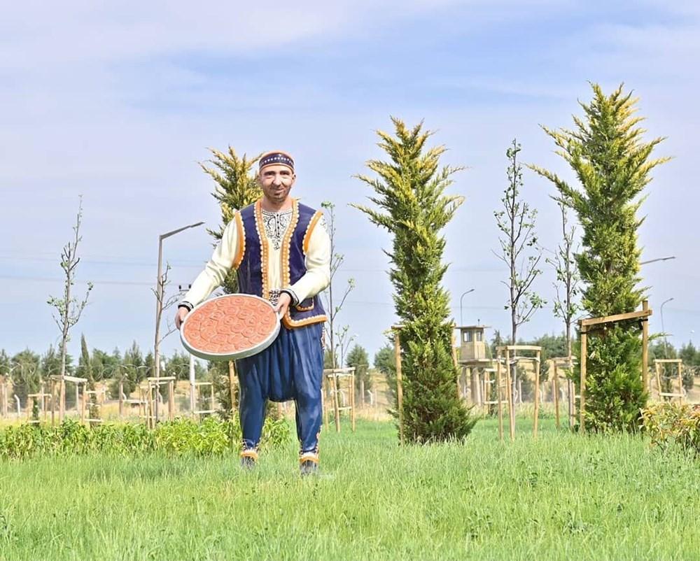 Diyarbakır'da karpuz heykeli tartışması - 9