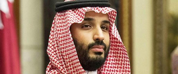 Suudi Veliaht Prensi'nin yatırım konferansı sitesi hacklendi