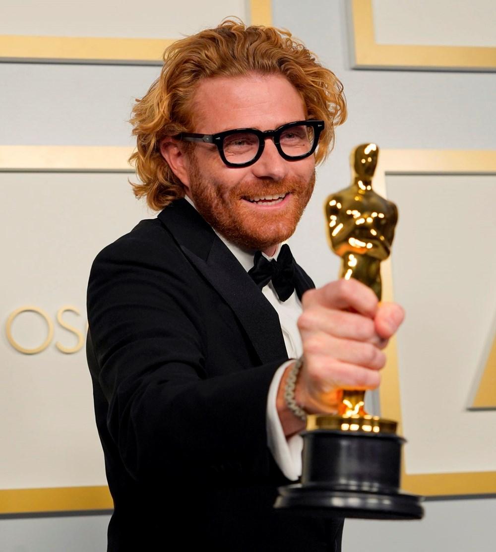 2021 Oscar Ödülleri sahiplerini buldu (93. Oscar Ödülleri'ni kazananlar) - 6