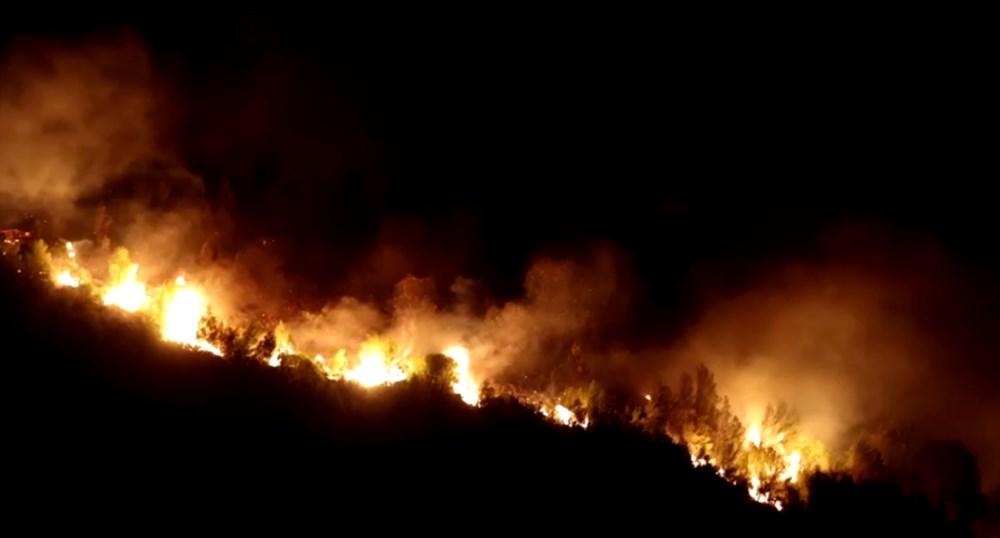 Akdeniz alev aldı: Yunanistan ve İtalya'da orman yangınları sürüyor - 21
