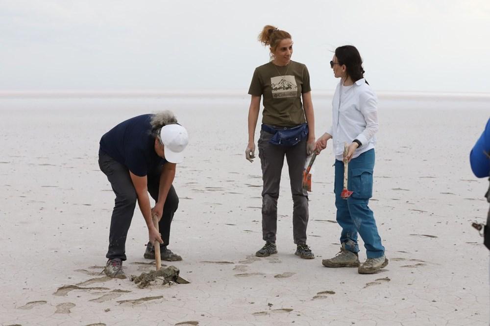Tuz Gölü küçülüyor - 8