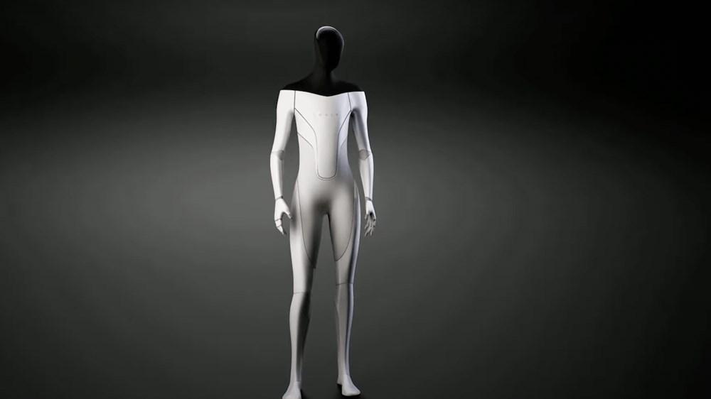 Tesla'dan insansı robot - 2