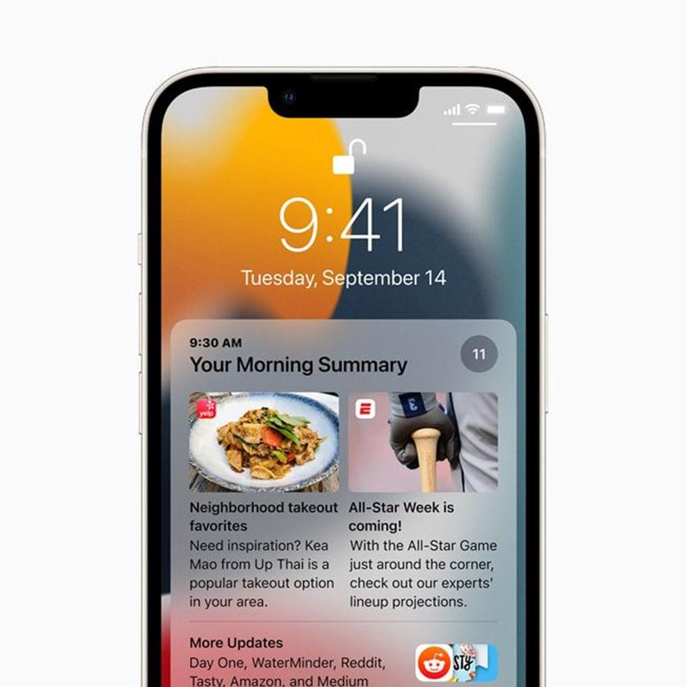 Apple iOS 15'i erişime açtı: İşte iPhone telefonlara gelecek değişiklikler - 5