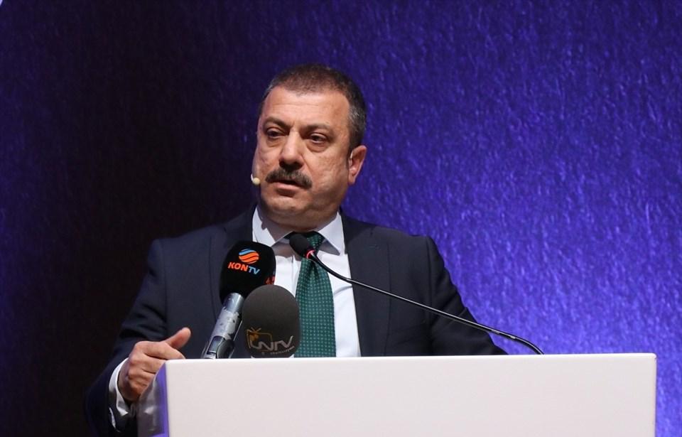 Şahap KavcıoğluMerkez Bankası Başkanı oldu.