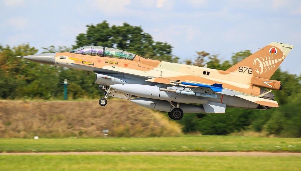 İsrail ile Almanya'dan ortak hava tatbikatı (Tarihte ilk)