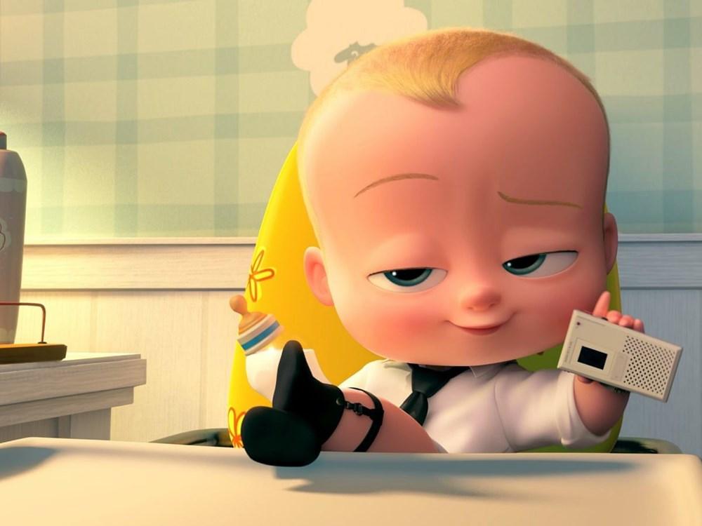 Patron Bebek'in (The Boss Baby) devam filmi Patron Bebek 2: Aile İşi (The Boss Baby 2: Family Business) Eylül 2021'de hazır - 2