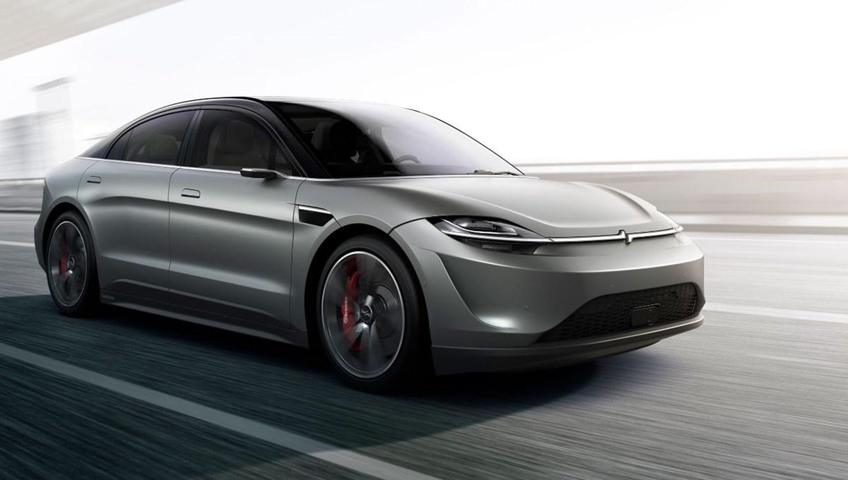 Sony'den elektrikli otomobil açıklaması