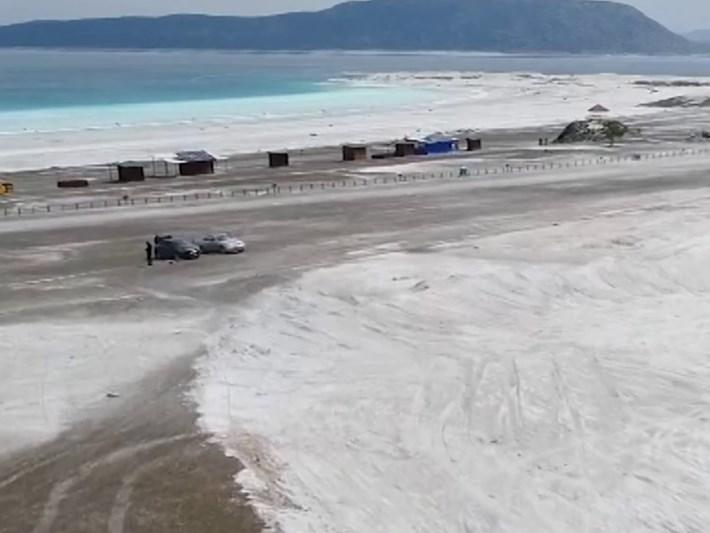 Salda Gölü için ilave tedbir alındı (7/24 kamera sistemiyle denetlenecek)