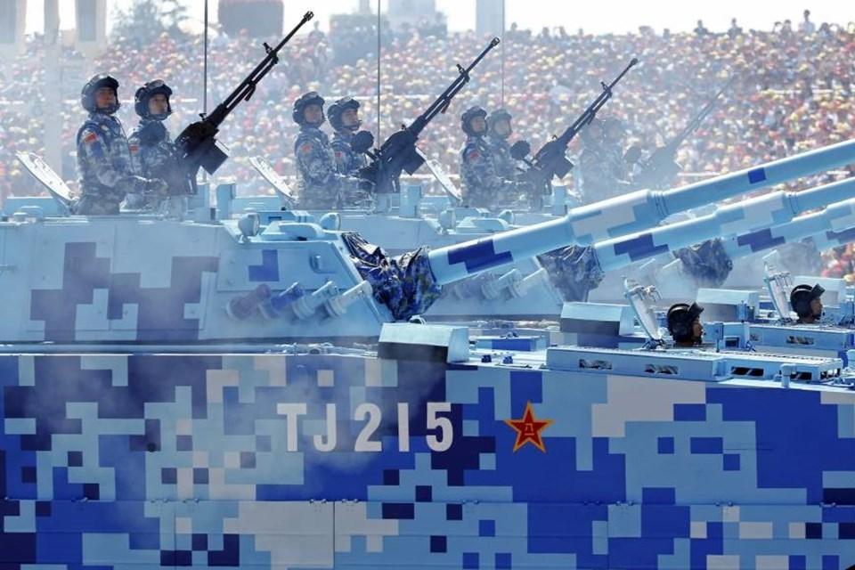 Çin ise son 4 yıl içerisinde silah ihracatını yüzde 88 yükseltti.