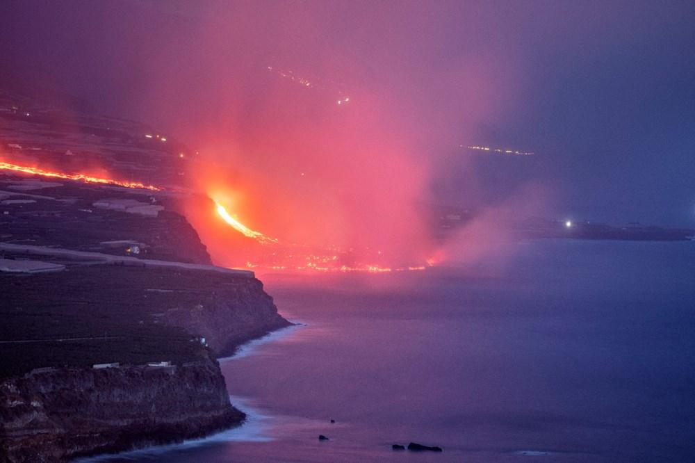 La Palma'da yanardağ nedeniyle evlerini kaybeden halk psikolojik yıkım yaşıyor - 5