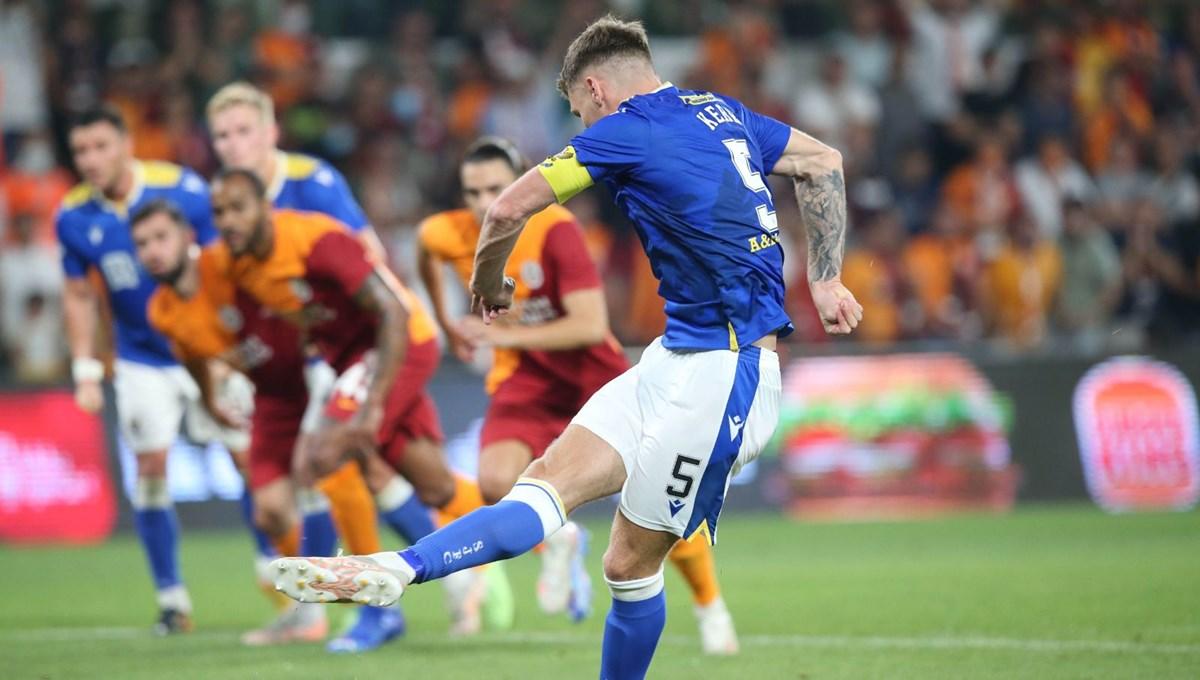 St. Johnstone - Galatasaray rövanş maçı bu akşam