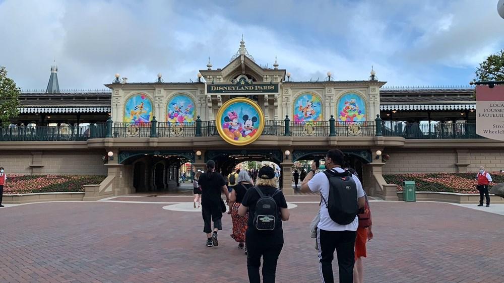Disneyland Paris reopened after 7.5 months - 7