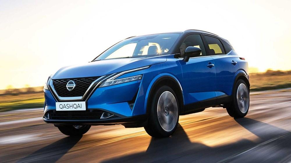Yeni Nissan Qashqai resmen tanıtıldı - 1