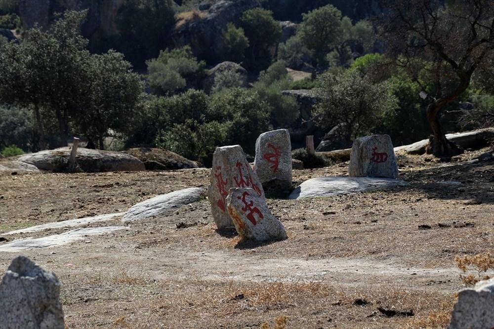 Latmos'daki kaya resimleri, dünyaya kardeşlik mesajıyla tanıtılacak - 5