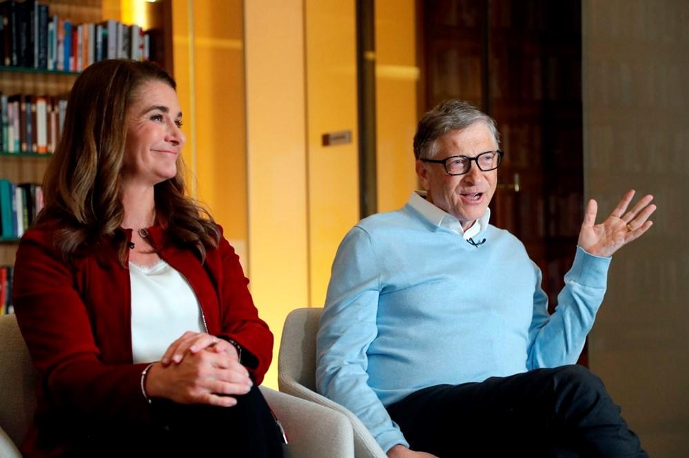 Bill Gates'in boşandığı eşine verdiği para 3 milyar doları geçti - 5