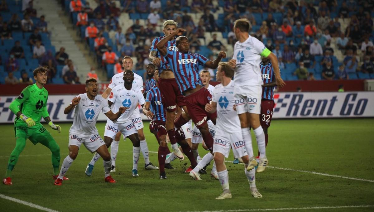 Molde - Trabzonspor rövanş maçı ne zaman, saat kaçta, hangi kanalda?